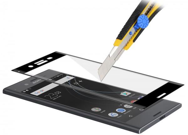 StilGut - Panzerglas 3D curved Sony Xperia XZ Premium