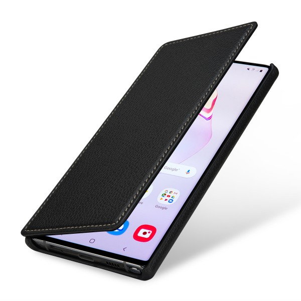 StilGut - Samsung Galaxy Note 10 Case Book Type ohne Clip