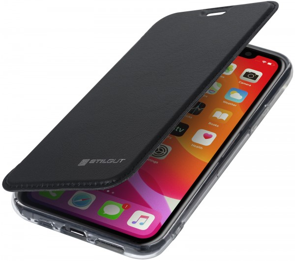 StilGut - iPhone 11 Pro Max NFC/RFID Blocking Hülle