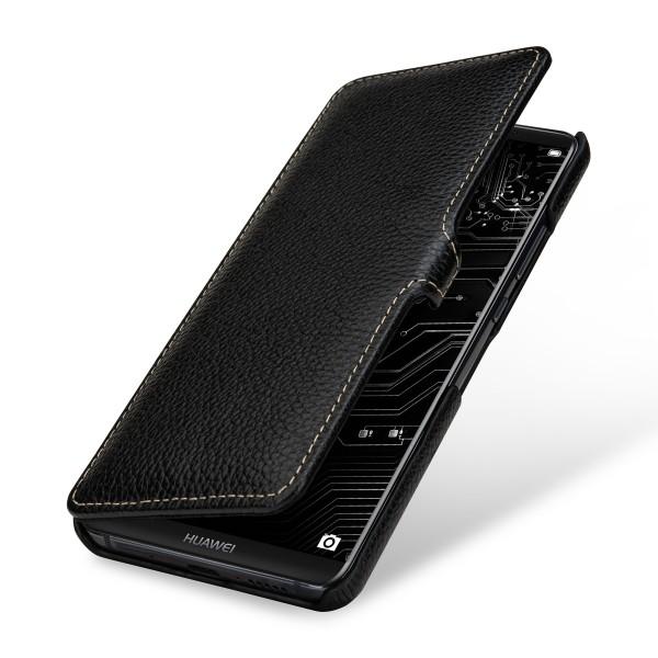 StilGut - Huawei Mate 10 Pro Tasche Book Type mit Clip
