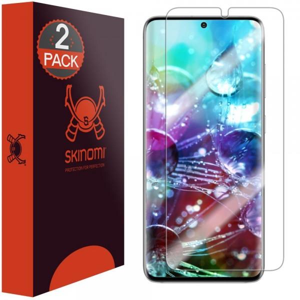 Skinomi - Samsung Galaxy S20 Plus Displayschutzfolie (2er Pack)