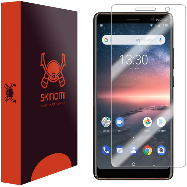 Skinomi - Nokia 7 Plus Displayschutzfolie TechSkin