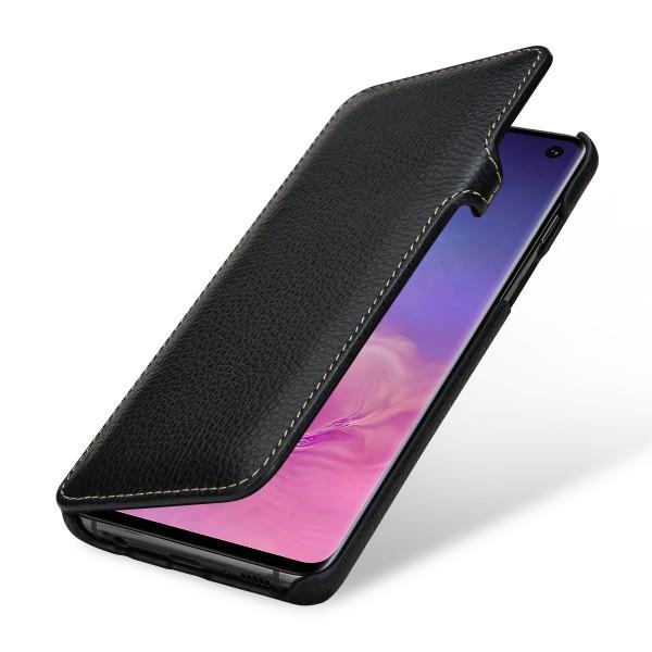StilGut - Samsung Galaxy S10 Tasche Book Type mit Clip