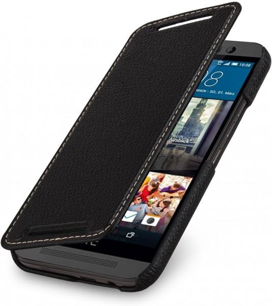 """StilGut - Handyhülle für HTC One M9 """"Book Type"""" ohne Clip"""