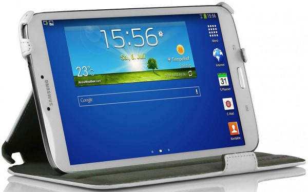 StilGut - UltraSlim Case für Samsung Galaxy Tab 3 8.0 (T3100/T3110)