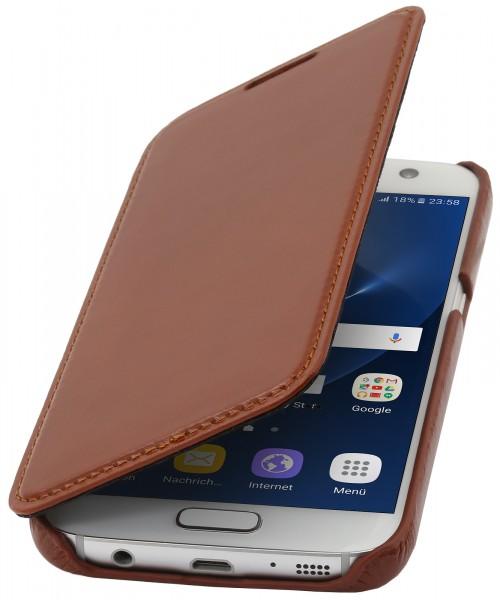 StilGut - Samsung Galaxy S7 Case Book Type ohne Clip
