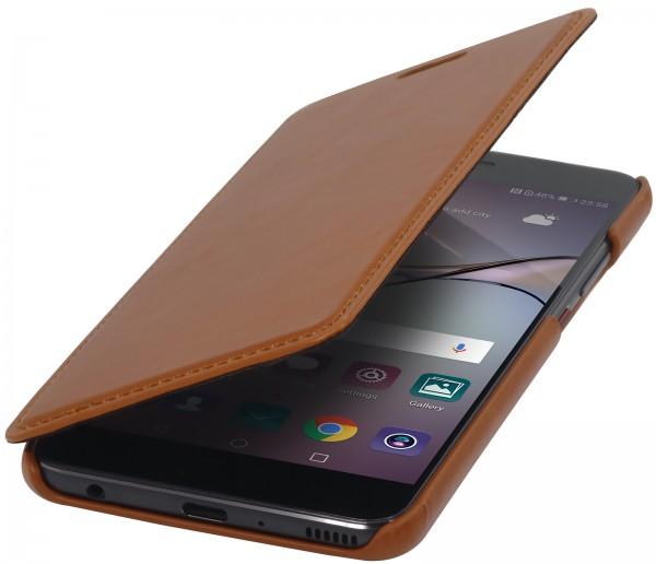 StilGut - Huawei P10 Plus Case Book Type ohne Clip