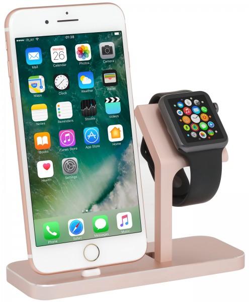 StilGut - Apple Watch & iPhone Dockingstation