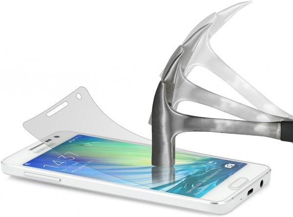 StilGut - Panzerglasfolie für Galaxy A7 (2er-Pack)