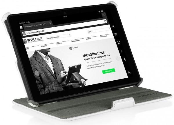 StilGut - UltraSlim Case V2 für Amazon Kindle Fire HDX 7-Tablet