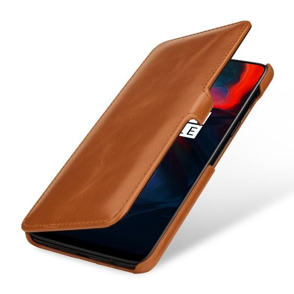StilGut - OnePlus 6 Tasche Book Type mit Clip
