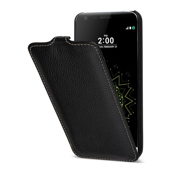 StilGut - LG G5 Hülle UltraSlim aus Leder