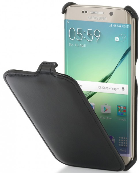 "StilGut - Handyhülle für Galaxy S6 edge ""Slim Case"""