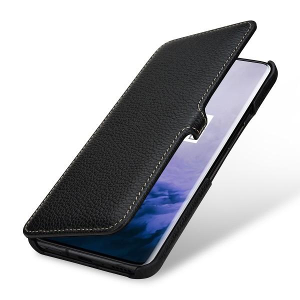StilGut - OnePlus 7 Pro Tasche Book Type mit Clip