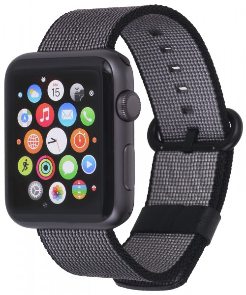 StilGut - Apple Watch 42 mm Nylon Armband