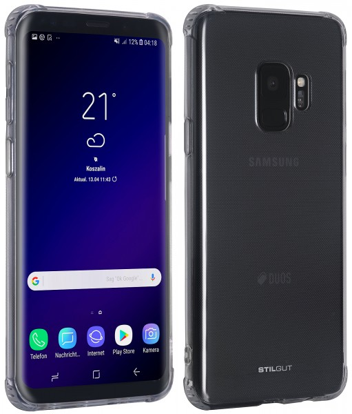 StilGut - Samsung Galaxy S9 Cover