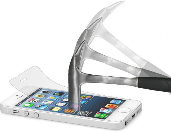 StilGut - Panzerglas für iPhone SE (2er-Pack)