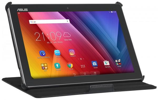 StilGut - Asus ZenPad 10 Tasche UltraSlim V2 mit Standfunktion