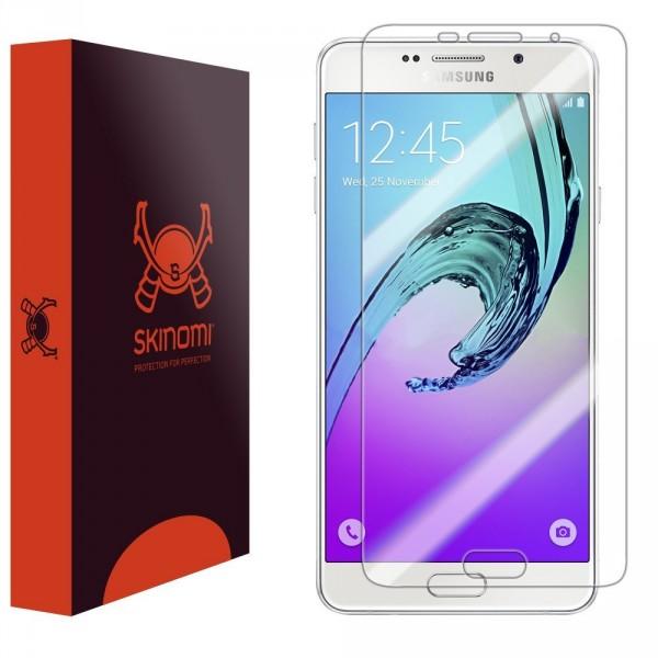 Skinomi - Displayschutzfolie Samsung Galaxy A7 (2016) TechSkin