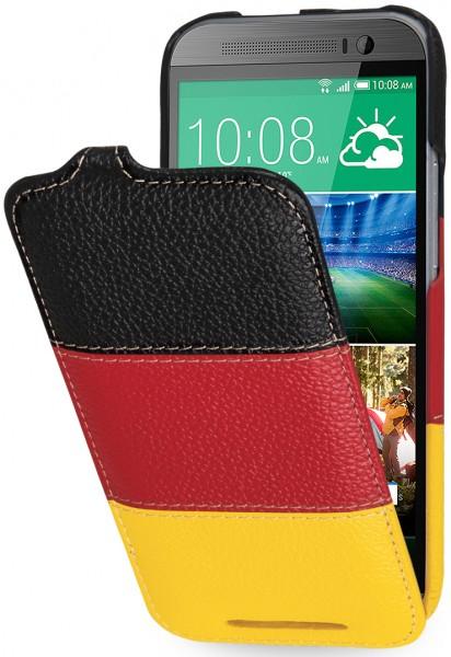 """StilGut - UltraSlim Case """"Deutschland-Edition"""" für HTC One M8 / M8s"""