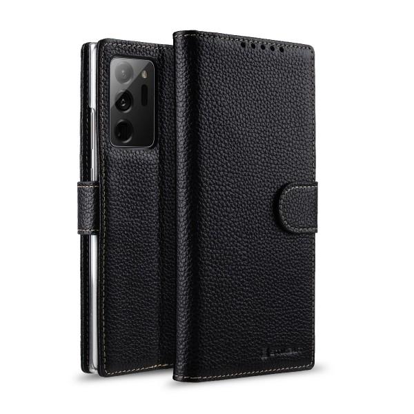 StilGut - Samsung Galaxy Note 20 Ultra Flip Cover Talis mit Kartenfach