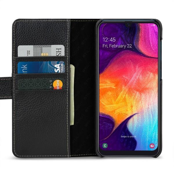 StilGut - Samsung Galaxy A50 Hülle Talis mit Kartenfach