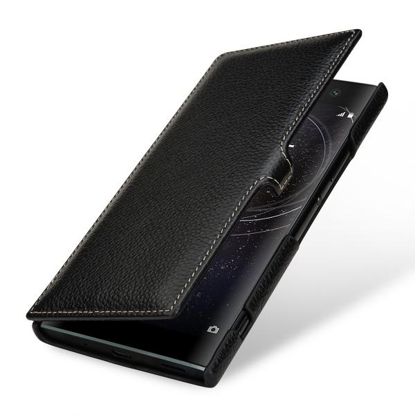 StilGut - Sony Xperia XA2 Ultra Tasche Book Type mit Clip