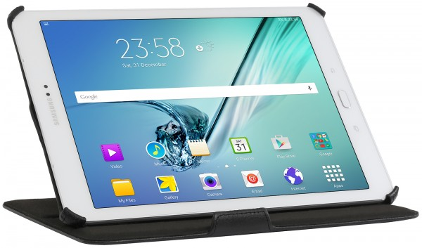"""StilGut - Samsung Galaxy Tab S2 (9.7"""") Tasche UltraSlim V2 mit Standfunktion"""
