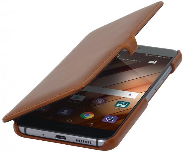 StilGut - Huawei P10 lite Tasche Book Type mit Clip