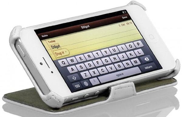 StilGut - Tasche mit Standfunktion für iPhone 5 & iPhone 5s