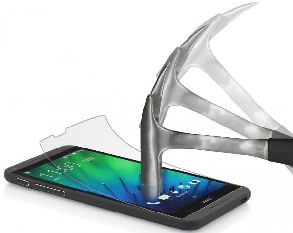"""StilGut - Displayschutzfolie """"Panzerglas"""" für HTC Desire 816"""