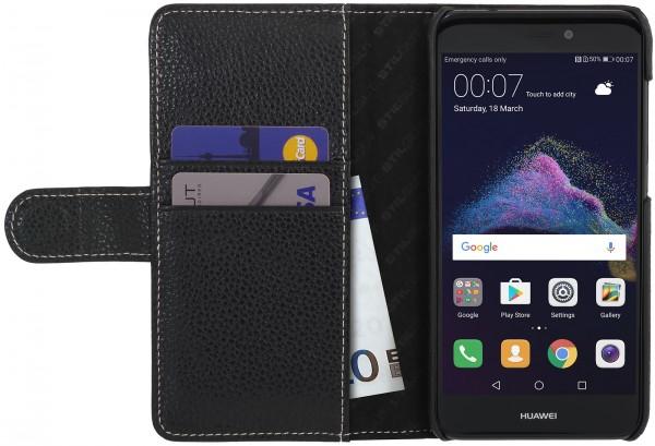 StilGut - Huawei P8 lite 2017 Hülle Talis mit Kreditkartenfach