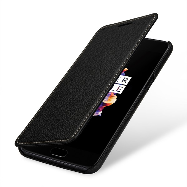 StilGut - OnePlus 5 Case Book Type ohne Clip