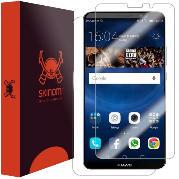 Skinomi - Displayschutzfolie Huawei Mate 10 Pro Vorder- & Rückseite