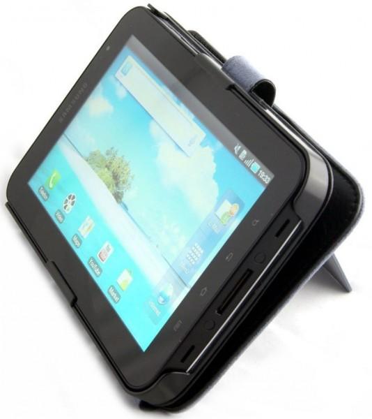 StilGut - Folio Case Ledertasche für Samsung Galaxy Tab
