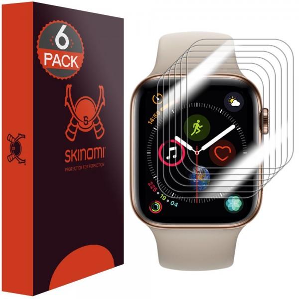 Skinomi - Apple Watch Series 4 (44 mm) Displayschutzfolie