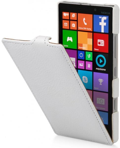StilGut - UltraSlim Case für Nokia Lumia 930 aus Leder