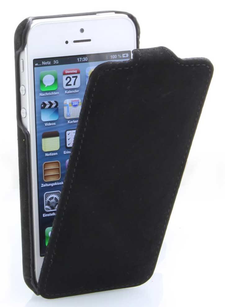 iphone 5s h llen online kaufen edle ledertaschen von stilgut. Black Bedroom Furniture Sets. Home Design Ideas