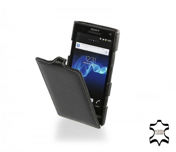 StilGut - UltraSlim Case für Sony Xperia S