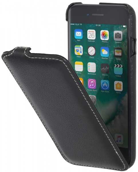 StilGut - iPhone 7 Hülle UltraSlim aus Leder