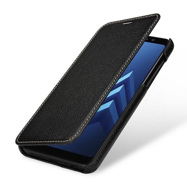 StilGut - Samsung Galaxy A8 (2018) Case Book Type ohne Clip
