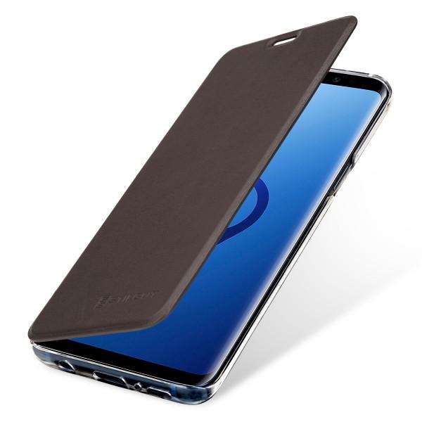 StilGut - Samsung Galaxy S9 Book Type NFC/RFID Blocking Hülle