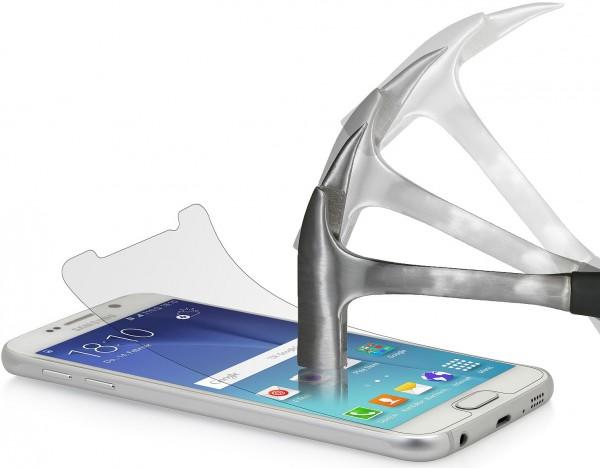 StilGut - Panzerglasfolie für Galaxy S6 (2er-Pack)