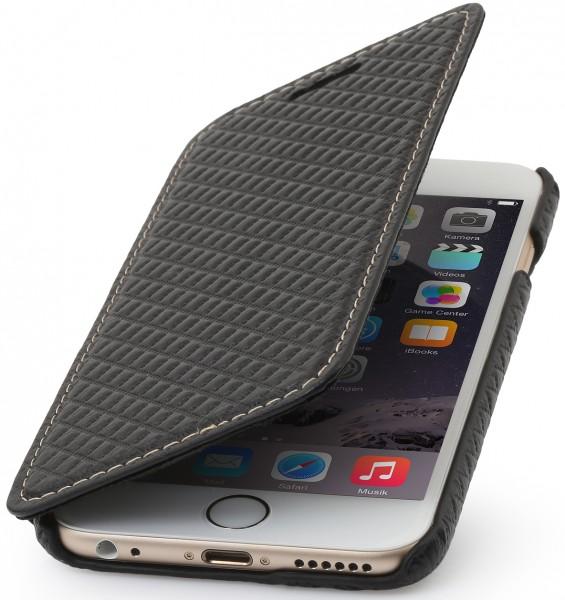 "StilGut - iPhone 6s Tasche ""Book Type"" aus Leder ohne Clip"
