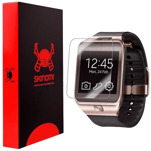 Skinomi - Displayschutzfolie Samsung Gear 2 TechSkin