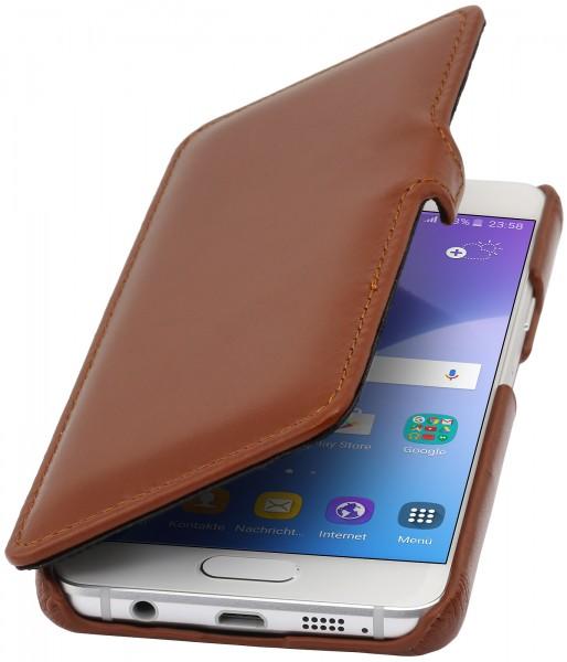 StilGut - Samsung Galaxy A3 (2016) Tasche Book Type mit Clip