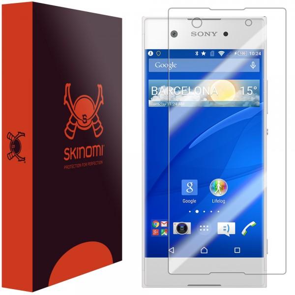 Skinomi - Displayschutzfolie Sony Xperia XA1