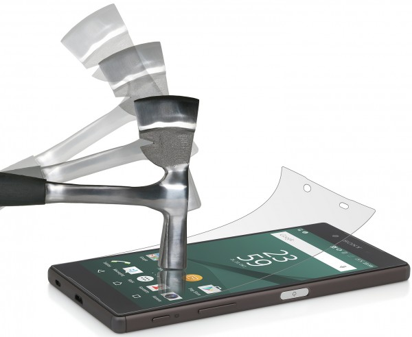 StilGut - Panzerglas Sony Xperia Z5 (2er-Pack)