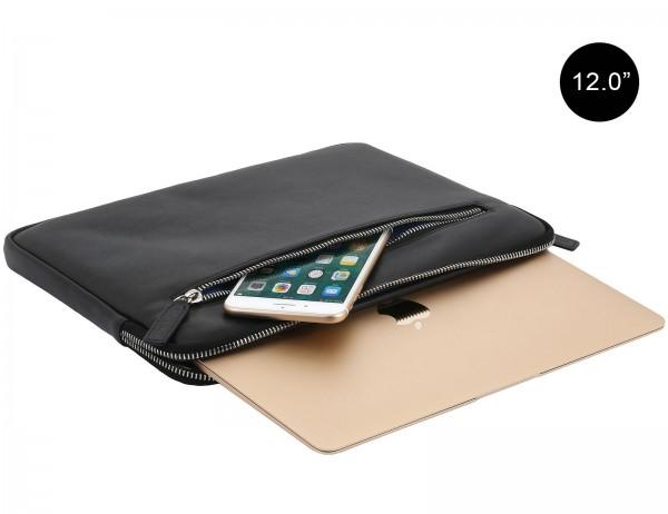 "StilGut - Notebook Sleeve Bellevue bis 12"""