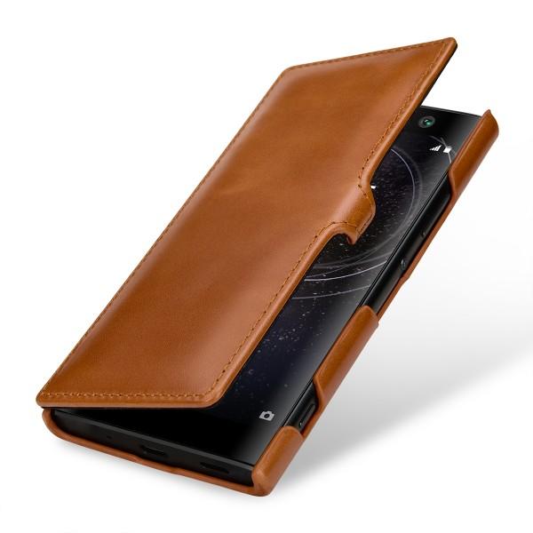 StilGut - Sony Xperia XA2 Tasche Book Type mit Clip